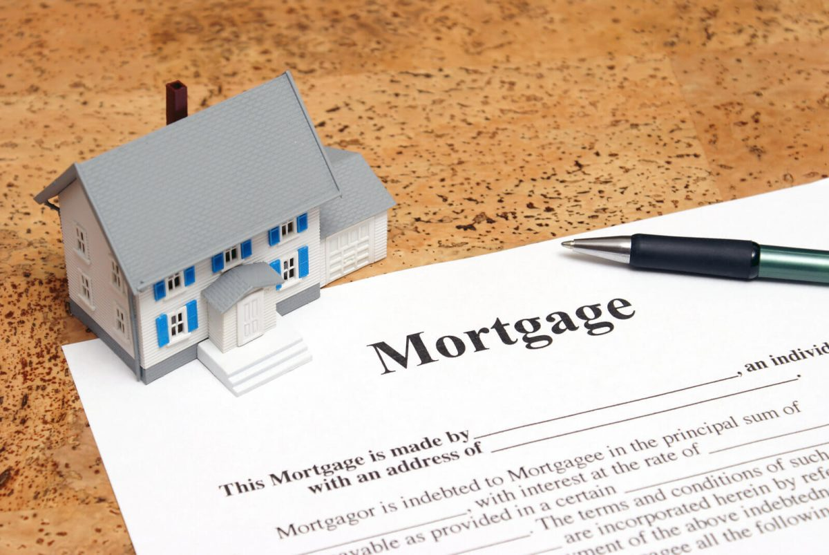 obtain mortgage